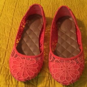 Coral shoe by MUDD